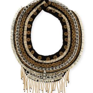 Mignonne Gavigan Petite Layne Necklace, Black