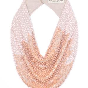 Mignonne Gavigan Tanya Scarf Necklace with Sequins
