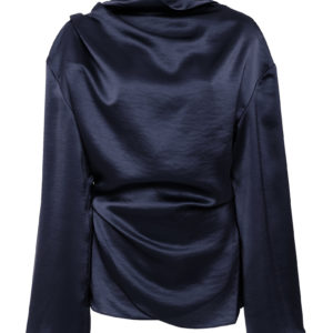 Acler Clover Top, Midnight