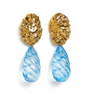 Lizzie Fortunato Whirlpool Earrings