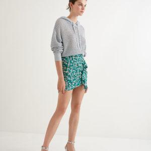 Suncoo Jupe Fidji Skirt, Verte