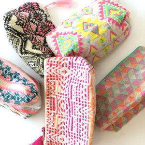 Cosmetic Bags, Multi