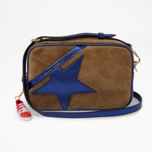 COMING SOON! Golden Goose Star Bag, Tan
